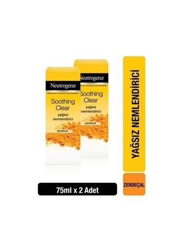 Neutrogena Soothing Clear Nemlendirici 75 Ml X2 Renksiz